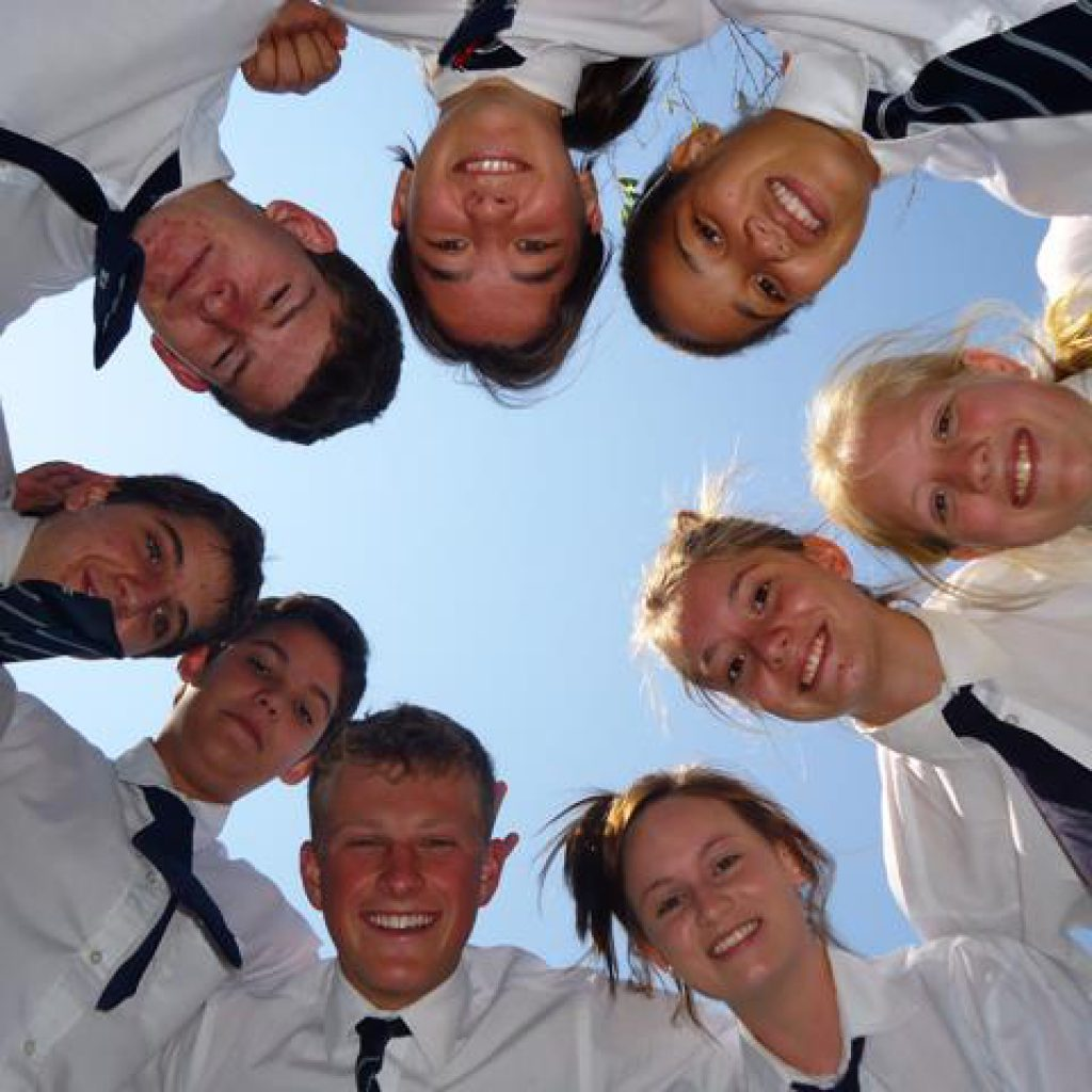 St Christopher's School Students